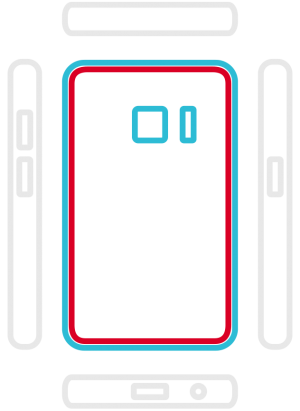 Galaxy S7 EDGE  - Backcover Austausch