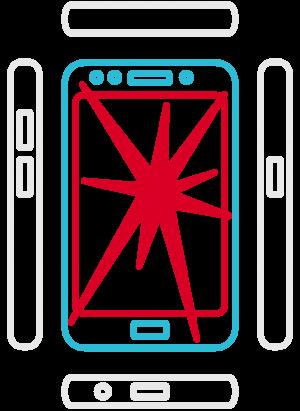 Galaxy S6 Edge - Display Austausch