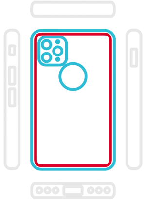 iPhone 11 Pro - Backcoverwechseln