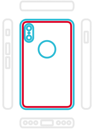 iPhone XS - Backcoverwechseln