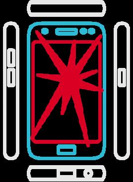 Galaxy J6 SM-J600F - Display