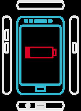 Galaxy S6 Edge  - Akkuaustausch