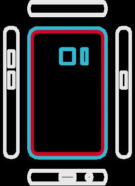 Galaxy S6  - Backcover Austausch