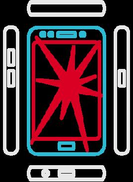 Galaxy S6 - Display Austausch
