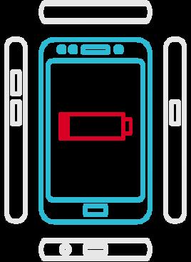 Galaxy S7 SM-G930F - Akkuaustausch