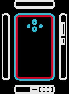Huawei Mate 10 Pro - Backcover Austausch