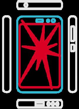 Huawei Mate 10 - Display Austausch