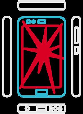 Huawei P10 - Display Austausch