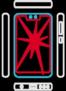 Huawei P20 - Display Austausch