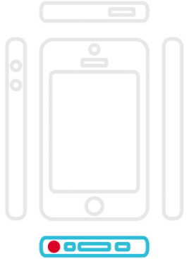 iPhone SE - Kopfhörerbuchse
