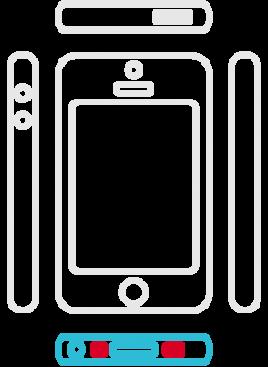 iPhone 5 - Mikrofon