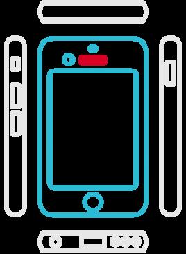 iPhone 6 Plus - Hörmuschel (Hörer)