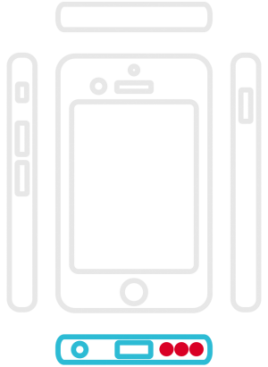 iPhone 6S - Mikrofon