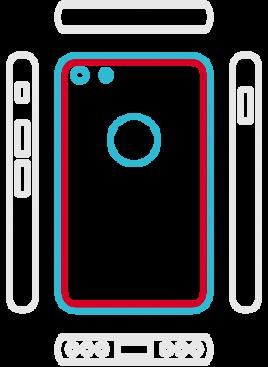 iPhone 8 - Backcoverwechseln